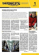 """""""Bezpieczny Magazyn"""" – pismo o bezpieczeństwie w magazynie"""