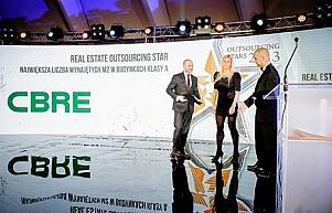 Trzy nagrody CBRE