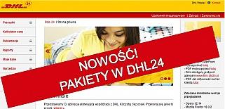 Pakiety promocyjne DHL24