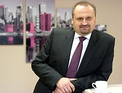 Nowy Dyrektor Zarządzający Consafe Logistics Polska