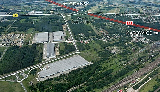 Rozbudowa Panattoni Łódź East