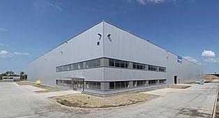 Goodman wybudował halę produkcyjną o powierzchni 10 500 m²