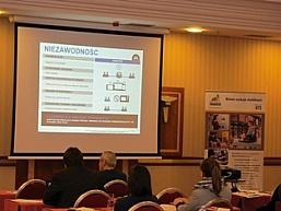 BCS Polska na konferencji
