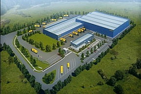 Dachser UK buduje nowe centrum logistyczne w Northampton