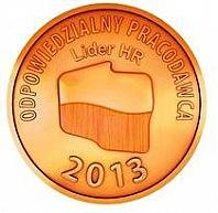 """Cursor uhonorowany tytułem """"Odpowiedzialny Pracodawca 2013"""""""
