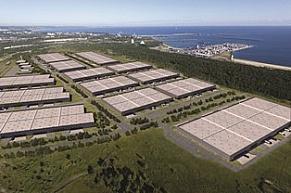 Goodman Poland odnotowuje znaczący wzrost powierzchni logistycznej oddanej do użytku w 2012 r.