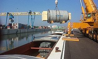 Kuehne + Nagel zarządza projektem  dla CEMTEC transporty z 4 kontynentów do Rosji