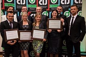 Cztery wyróżnienia CiJ Awards dla Panattoni Europe