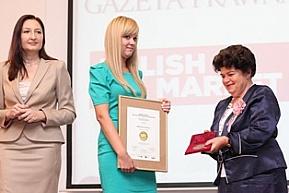 M&M air sea cargo Laureatem Nagrody Najwyższa Jakość Quality International 2012