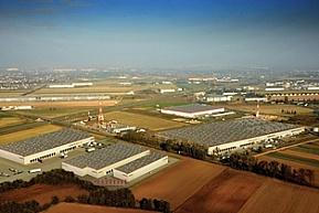 Kolejne 12 000 m² powierzchni oddane do użytku w ramach Tulipan Park Poznań