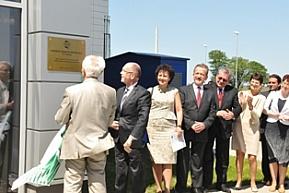 Nowe Centrum Logistyczne w Koninku