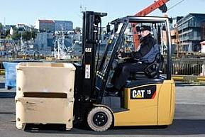 Nowe wózki elektryczne Cat®