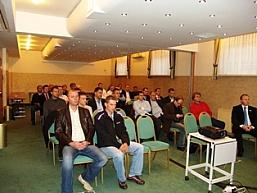 Konferencja firmy Solideal Polska S.A