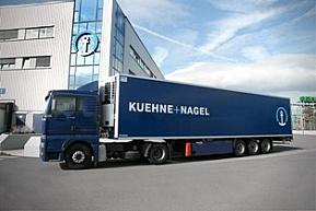 Nowe, codzienne połączenia Kuehne + Nagel