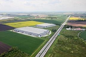 Panattoni Park Wrocław II - 11 500 m² wynajęte