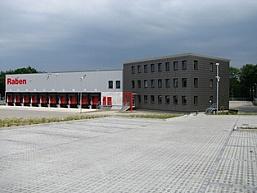 Raben Logistics Germany inwestuje w  oddział