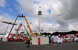 Światowa ranga targów Cemat 2011