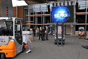 Nowy wózek koncepcyjny  STILL na CeMAT 2011