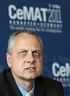 Jungheinrich  na targach CeMAT 2011