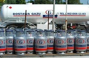 Polski Gaz – nowa linia napełniania butli gazowych