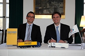 Współpraca Dachser z firmą Brummer w Austrii
