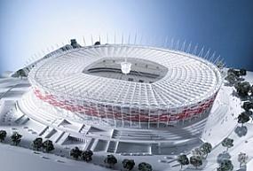 Stadiony na EURO 2012 klientami think project!