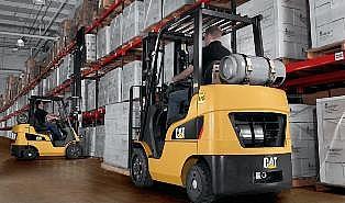 Nowy dystrybutor wózków Cat® Lift Trucks w Polsce