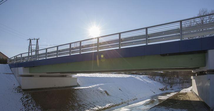 Pierwszy w Polsce most z kompozytów FRP