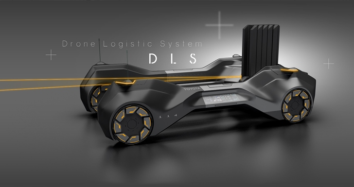 Konkurs Toyota Logistic Design Competition