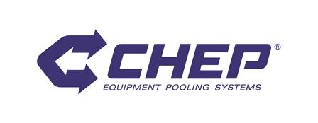 Logo CHEP Polska Sp. z o.o.
