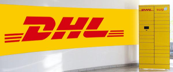 Więcej  automatów DHL Parcelstation