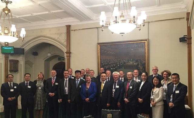 Gospodarcza delegacja z Chin