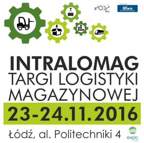 Targi Logistyki Magazynowej INTRALOMAG