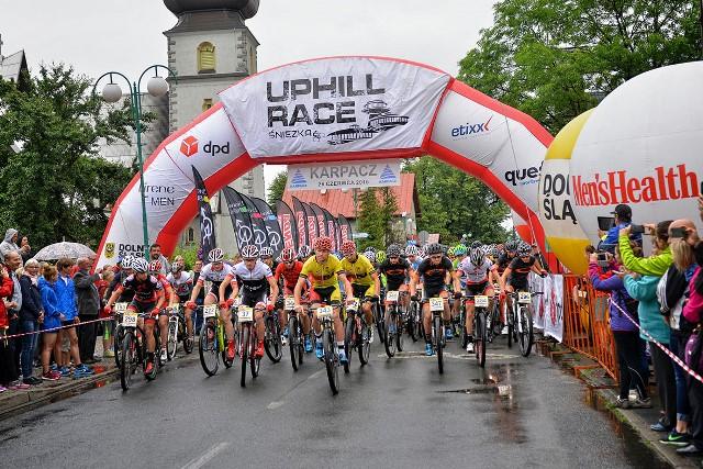 DPD Polska  sponsorem UpHill Race