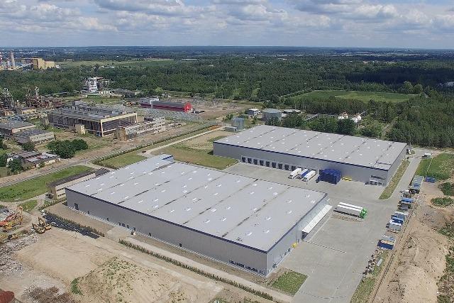 Ekologiczne magazyny w Lublinie i Bydgoszczy