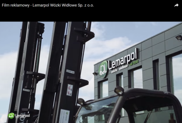 Lemarpol - film reklamowy
