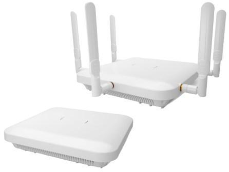 Nowe punkty dostępowe zwiększają wydajność sieci