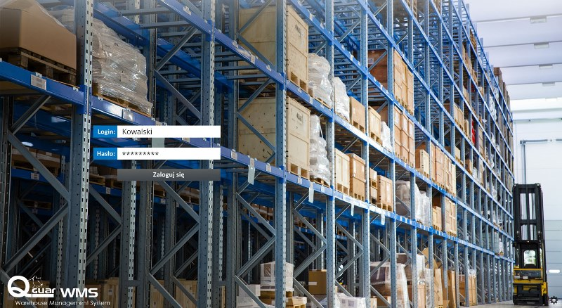 Qguar Warehouse Management System Pro