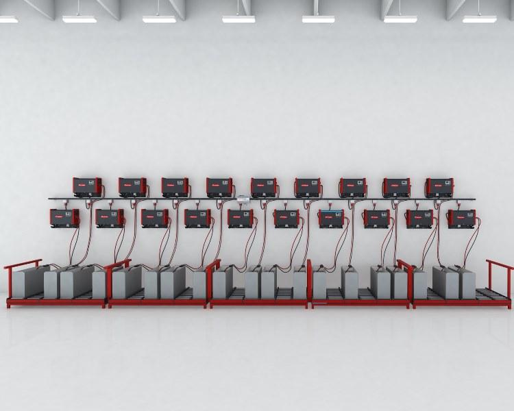 System znacząco poprawia wykorzystanie baterii