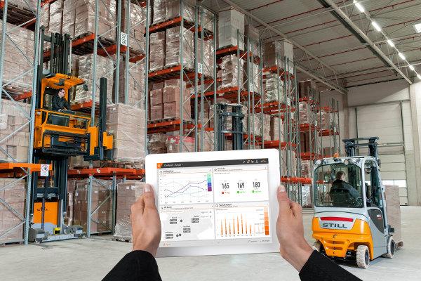 Cyfryzacja logistyki wewnętrznej