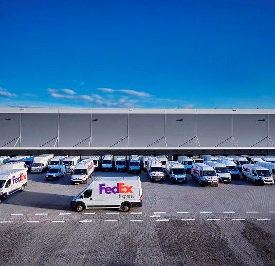 FedEx  zwiększa aktywność na Śląsku
