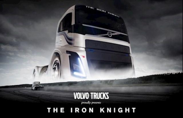 Volvo Trucks bije dwa światowe rekordy prędkości