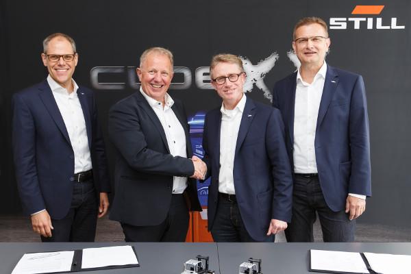 STILL otwiera spółkę w Norwegii