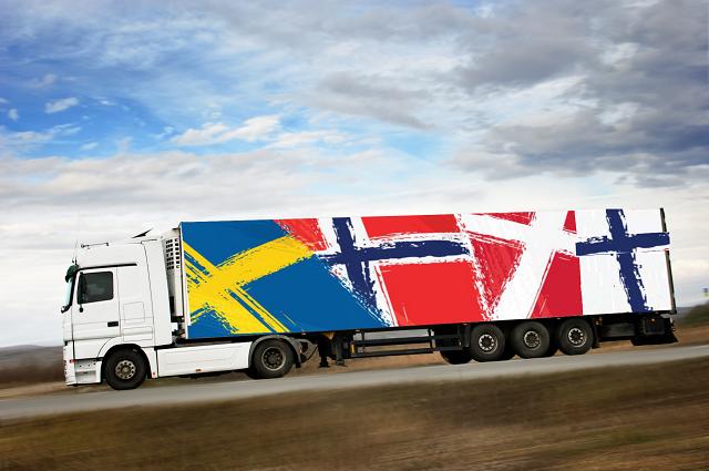 Niestandardowe przesyłki do krajów Skandynawii