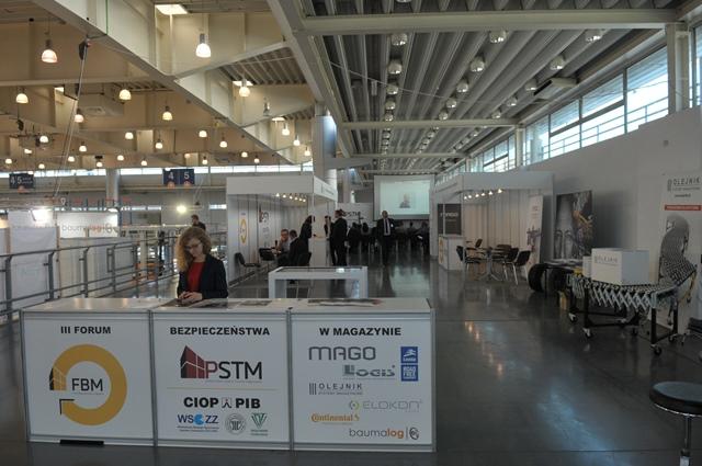 Trzecie Forum Bezpieczeństwa w Magazynie