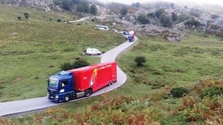 Operacyjnie w wyścigu La Vuelta a España
