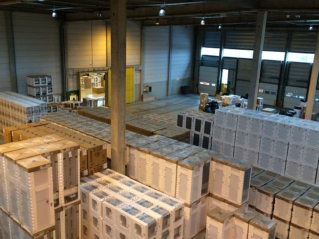 Dwa nowe Centra Logistyczne we Francji