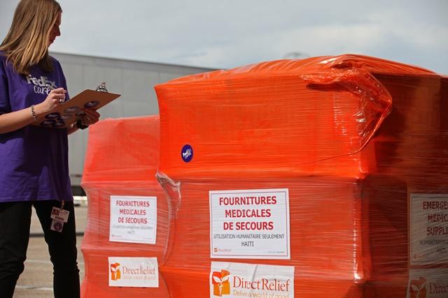 Połączone siły, aby wspólnie nieść pomoc dla Haiti