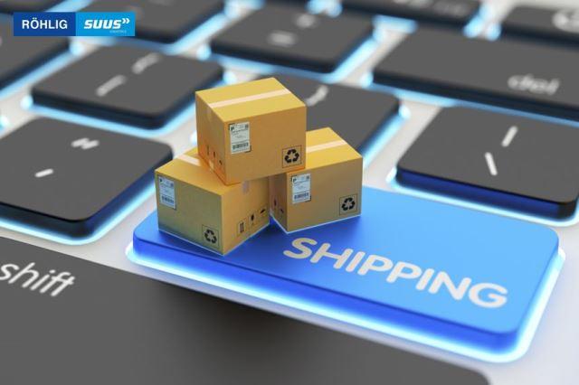 ROHLIG SUUS Logistics z obsługą e-commerce