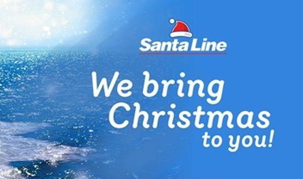 Rejs z Santa Line